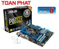 Main board Asus P8Z77-V PRO Intel Z77 Express chipset - Socket LGA 1155 support CPU Intel 3rd / 2nd gen. Core i3, i5, i7