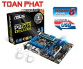 Main board Asus P8Z77-V DELUXE Intel Z77 Express chipset - Socket LGA 1155 support CPU Intel 3rd / 2nd gen., i5, i7
