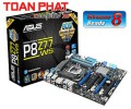 Main board Asus P8Z77 WS (Worrkstation) Intel Z77 Express chipset - Socket LGA 1155 support CPU Intel 3rd / 2nd gen. i3, i5, i7