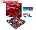 Main board Asus RAMPAGE IV GENE Intel® X79 chipset, socket 2011 for 2nd Generation Core™ i7 Processors