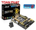 Main board Asus Z87-PRO Intel® Z87 chipset, socket 1150 for 4th-generation Core i5, i7 (LGA1150)