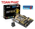 Main board Asus Z87-DELUXE  Intel® Z87 chipset, socket 1150 for 4th-generation Core i5, i7 (LGA1150)