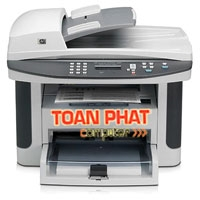 Máy in Laser Đa chức năng HP M 1522nf (in, photo, copy, scan, fax)
