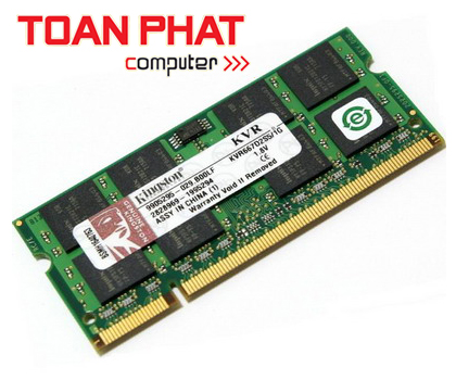 DDRAM 3 Kingston 4GB DDR3-1333 for DELL Notebook