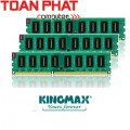 DDRAM 3 KingMax Kit 3X 4Gb bus 1333Mhz