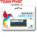 DDRAM 3 ADATA 4Gb bus 1333Mhz