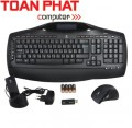 Keyboard Logitech Cordless Desktop MX5500 Revolution - USB - AP