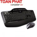 Keyboard Logitech Wireless Desktop MK710 - AP