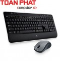 Keyboard Logitech Wireless Combo MK520 - AP