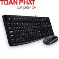 Keyboard Logitech Combo MK120  for Business