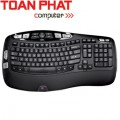 Keyboard Logitech Wireless Keyboard K350 - FE