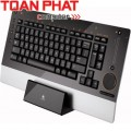 Keyboard Logitech Wireless diNovo Edge