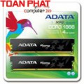 DDRAM 3 ADATA 4Gb Gaming V2.0 Series bus 1866Mhz