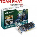 Card màn hình GIGABYTE N210TC-1GI - Geforce G210 GPU (1GB GDDR3, 64bit, PCI-Express 2.0)