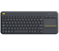 Keyboard Logitech Bluetooth Touch  K400 Plus TV