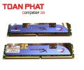 Ram DDR2 Kingston 1GB bus 1066 HyperX