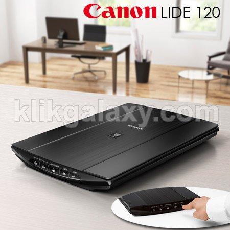 Máy quét ảnh - máy Scanner Canon Lide 120 (Model thay thế