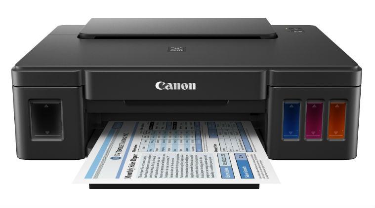 Giá máy in canon đa chức năng Pixma G2010.